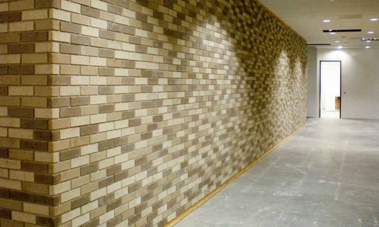 Commercial Wall